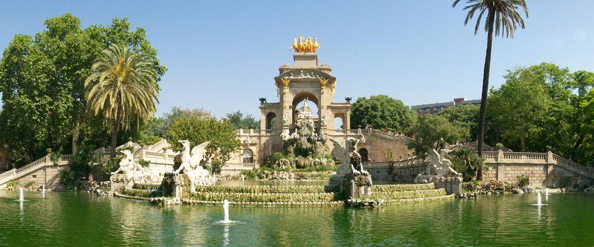 le Parc de la Ciutadella