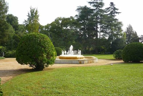 Jardin du Palau reial de Pedralbes