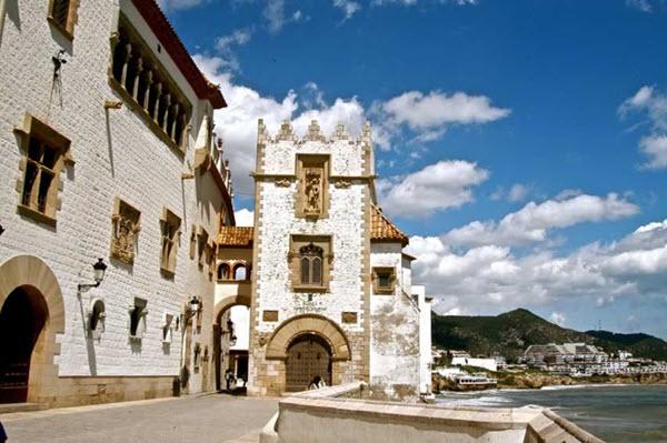 le musée Palau Maricel