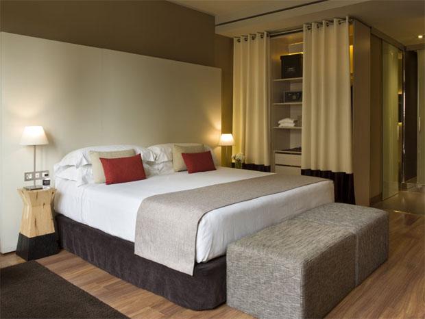 Grand Hotel Central chambre