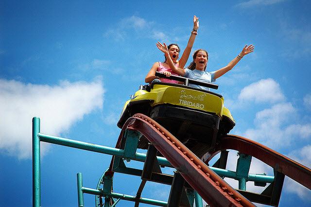 attractions tibidabo