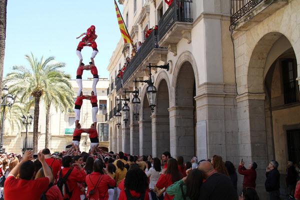 fete nationale barcelone