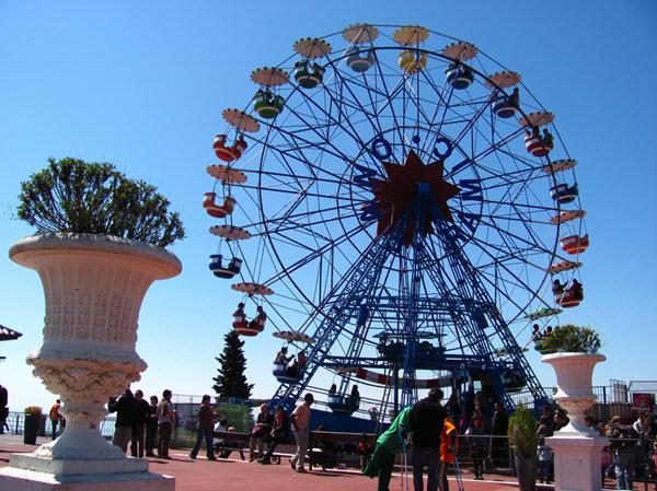 grande roue tibidabo