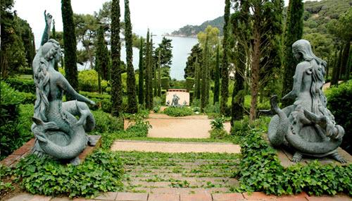 Les jardins de Santa Clotilde à Lloret de mar