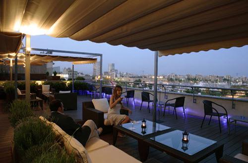 bars rooftop de Barcelone